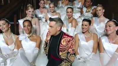 Robbie Williams: è