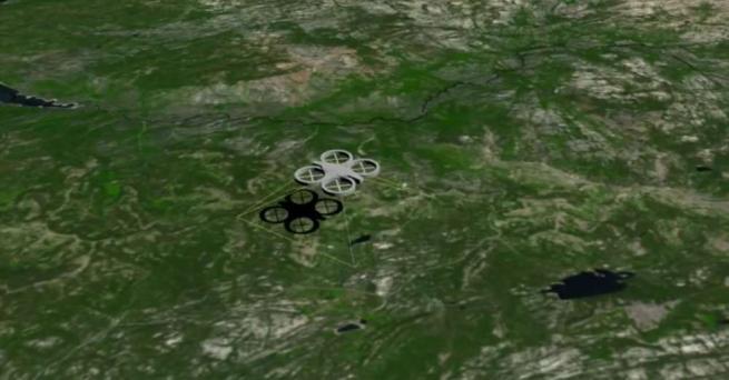 """Piantare un miliardo di alberi: la """"missione"""" dei droni contro la deforestazione"""