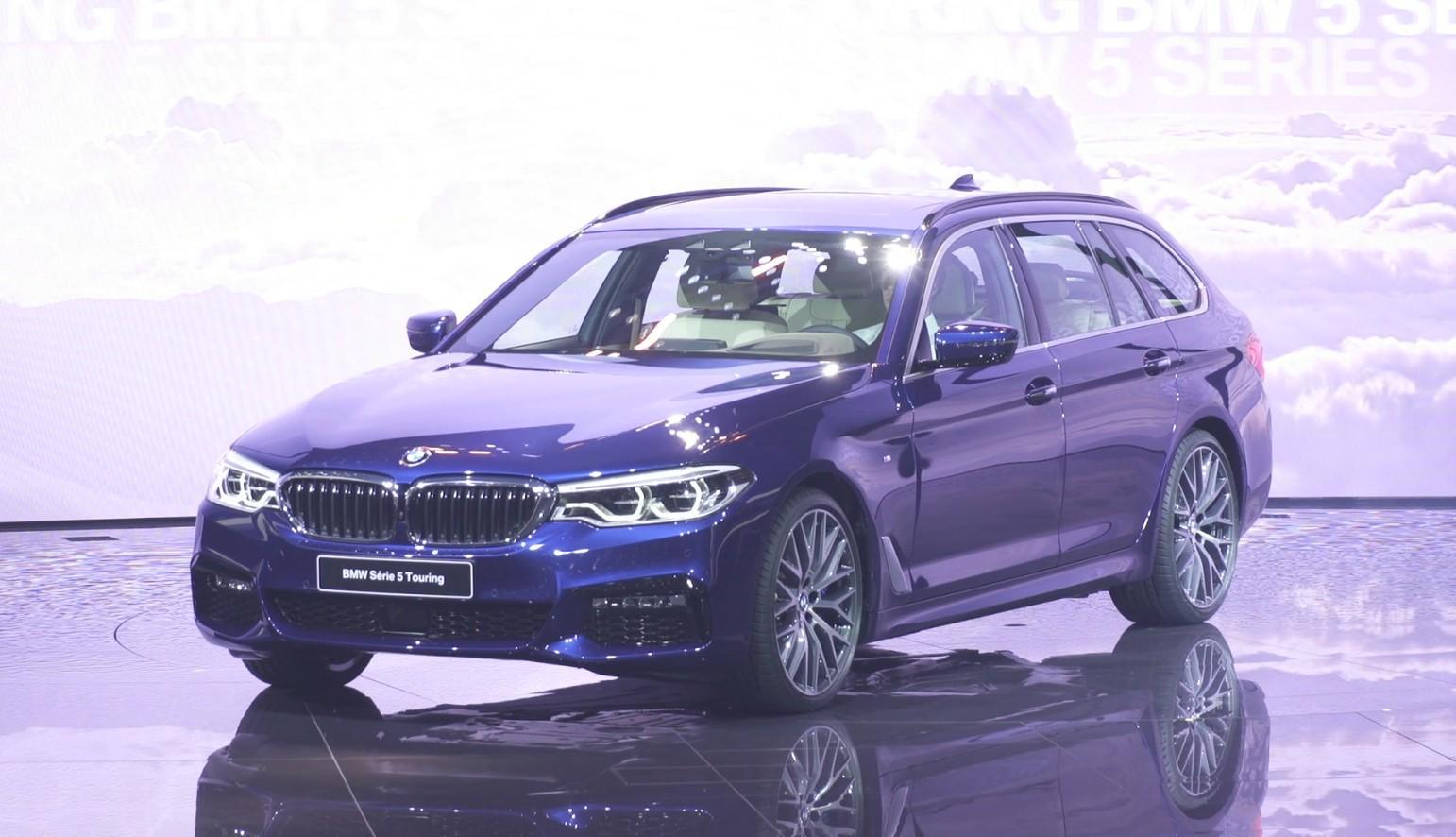 BMW all'87° Salone di Ginevra
