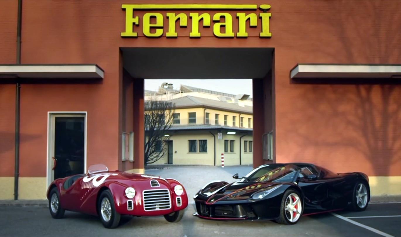 Le auto più belle del Cavallino