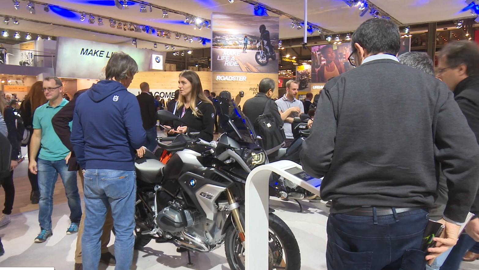 BMW Motorrad a Eicma 2017
