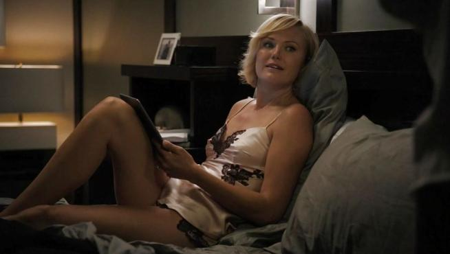 Malin Akerman, dai  Watchmen  agli intrighi di soldi e sesso in tv