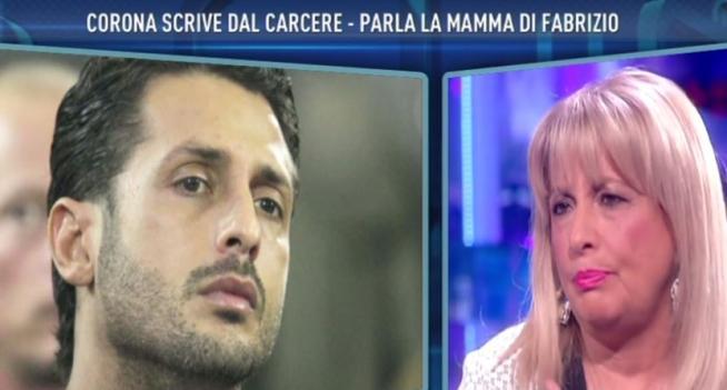 """Fabrizio Corona scrive a Barbara d'Urso: """"Sono cambiato, non merito il carcere"""""""