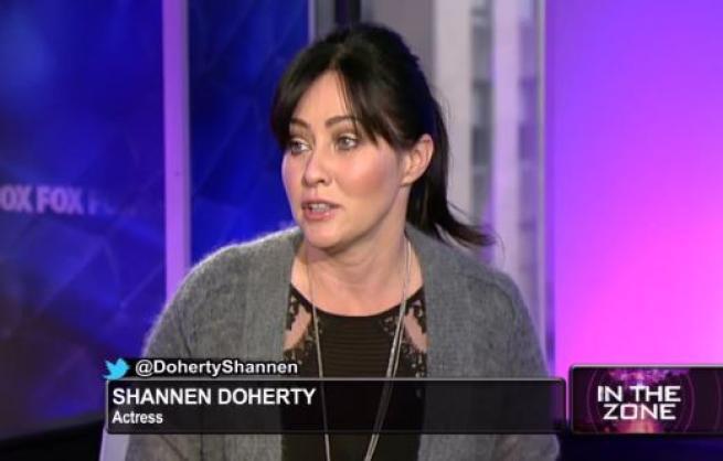 """Beverly Hills 90210, Shannen Doherty: """"Tori Spelling tradita mi spezza il cuore"""""""