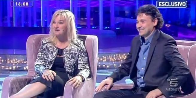 """La vedova di Funari presenta il compagno Antonio: """"Con lui ho ritrovato l'amore"""""""