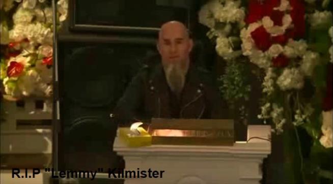 """In 280mila online per i funerali di """"Lemmy"""": la diretta della cerimonia su Youtube"""