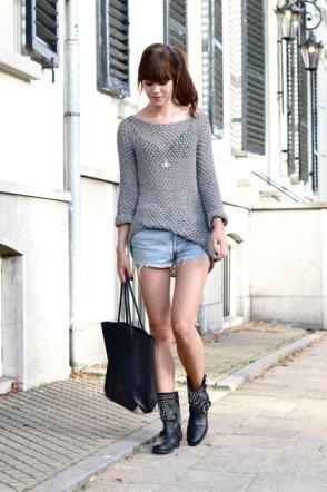Stivali d'estate: stili e modelli per abbinarli al top