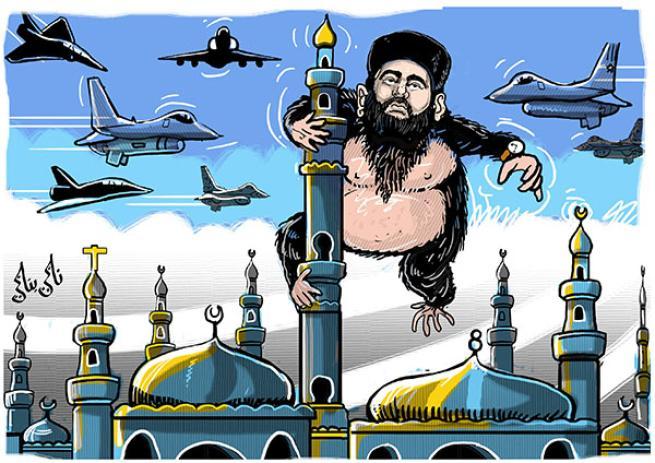 Iran, in mostra oltre 200 vignette anti Isis: concorso provocatorio dopo Charlie Hebdo