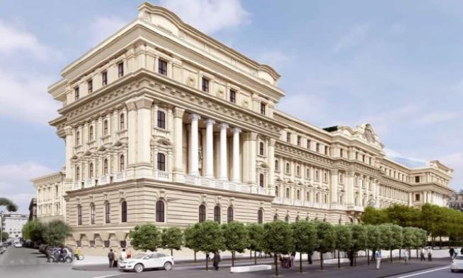 L'ex Zecca di Stato a Roma venduta ai cinesi: diventerà un hotel extralusso