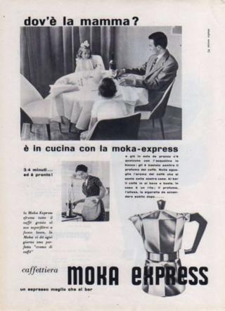 """Morto Renato Bialetti, l' """"omino coi baffi"""" che portò la Moka in tutto il mondo"""