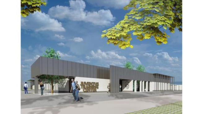 La Juve cambia casa: ecco il progetto del JVillage, la cittadella da 100 milioni