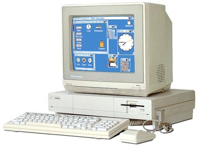 Il Commodore Amiga compie 30 anni: il computer che cambiò l'elettronica