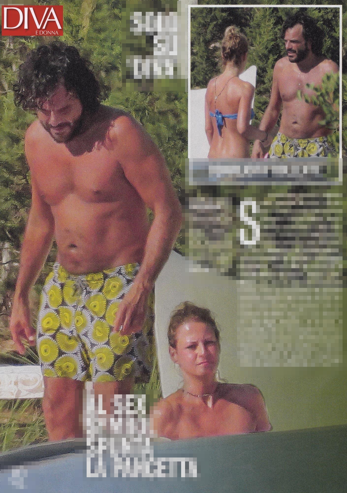 Francesco Renga, vacanze rock con Diana