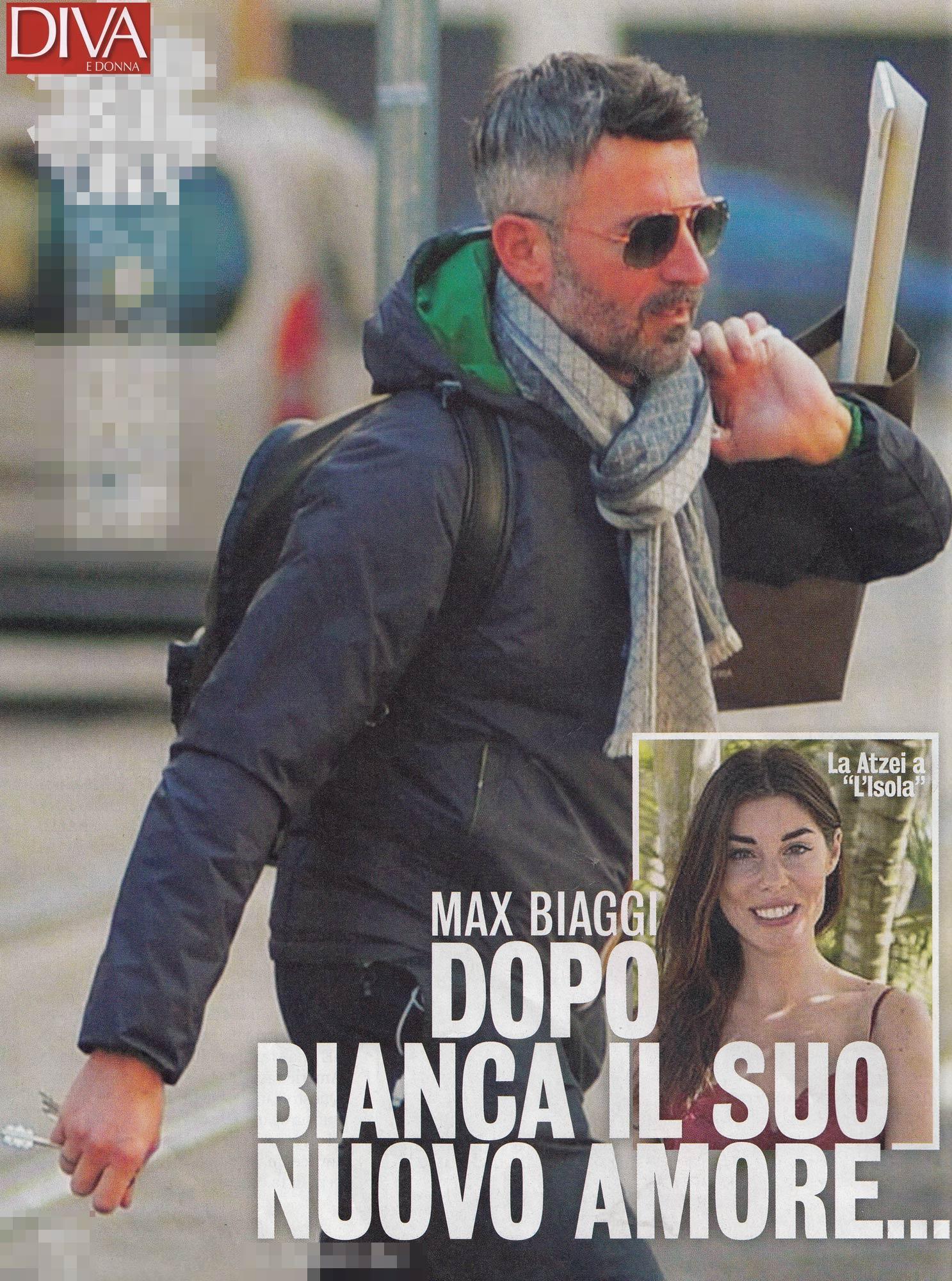 Max Biaggi, a tutto gas con Michelle?