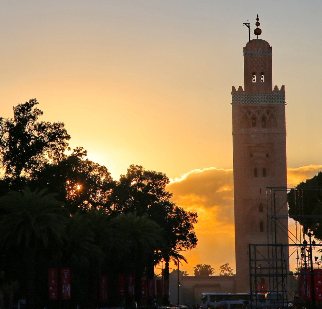 Donnavventura a Marrakech