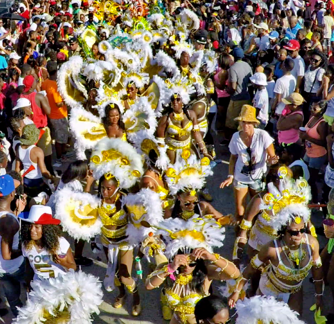 Carnevale a Belize City