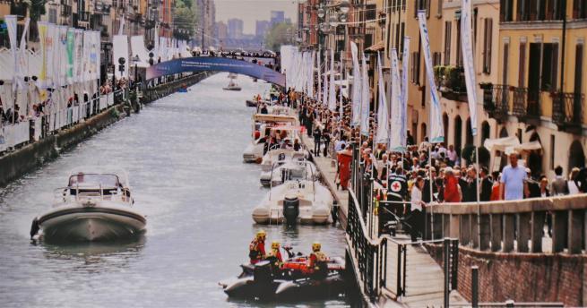 Donnavventura a Milano: sui Navigli per gustare la vera cotoletta alla milanese
