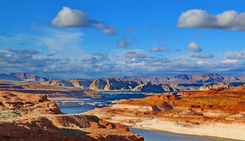 Donnavventura alla scoperta del Lago Powell