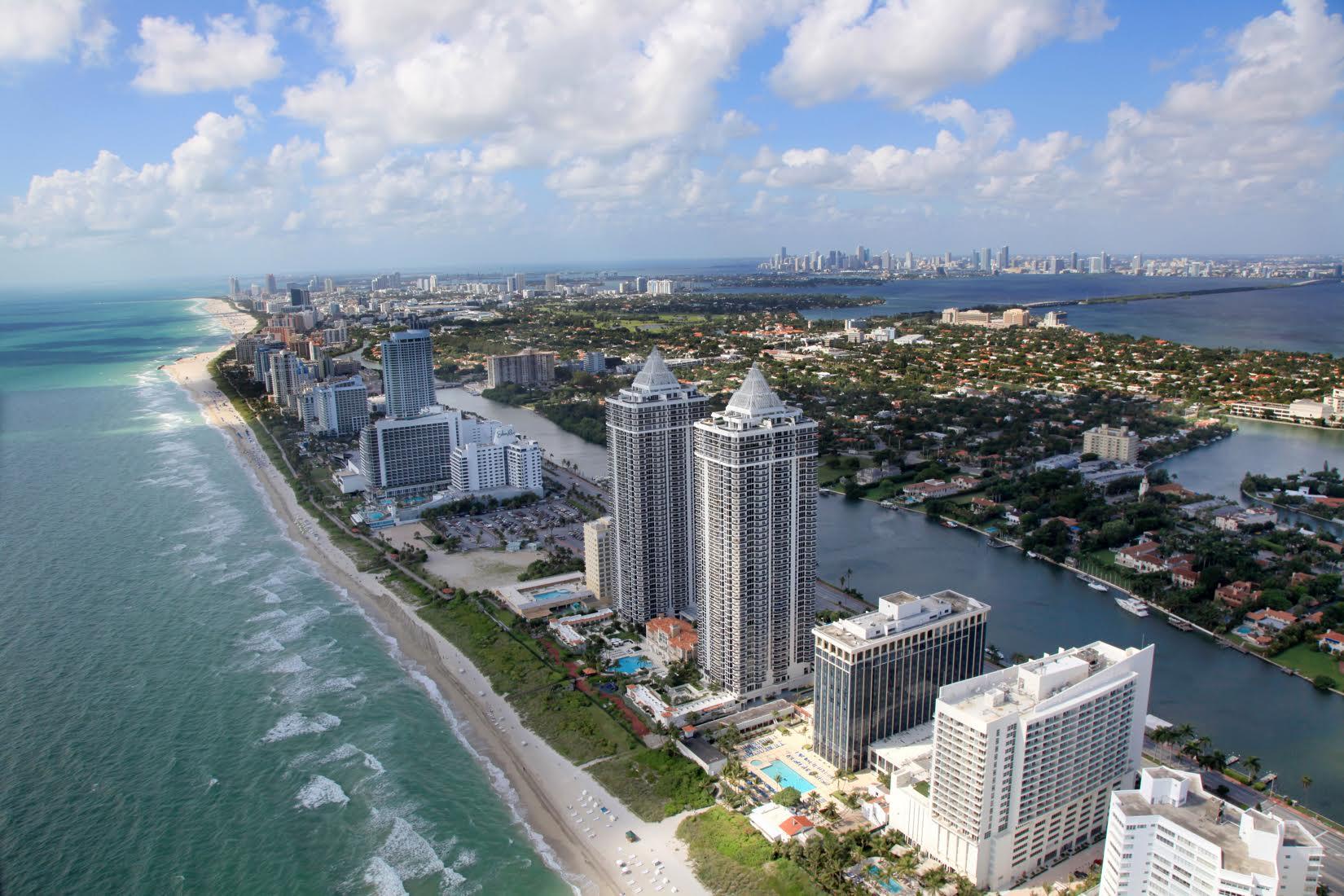 Donnavventura a Miami