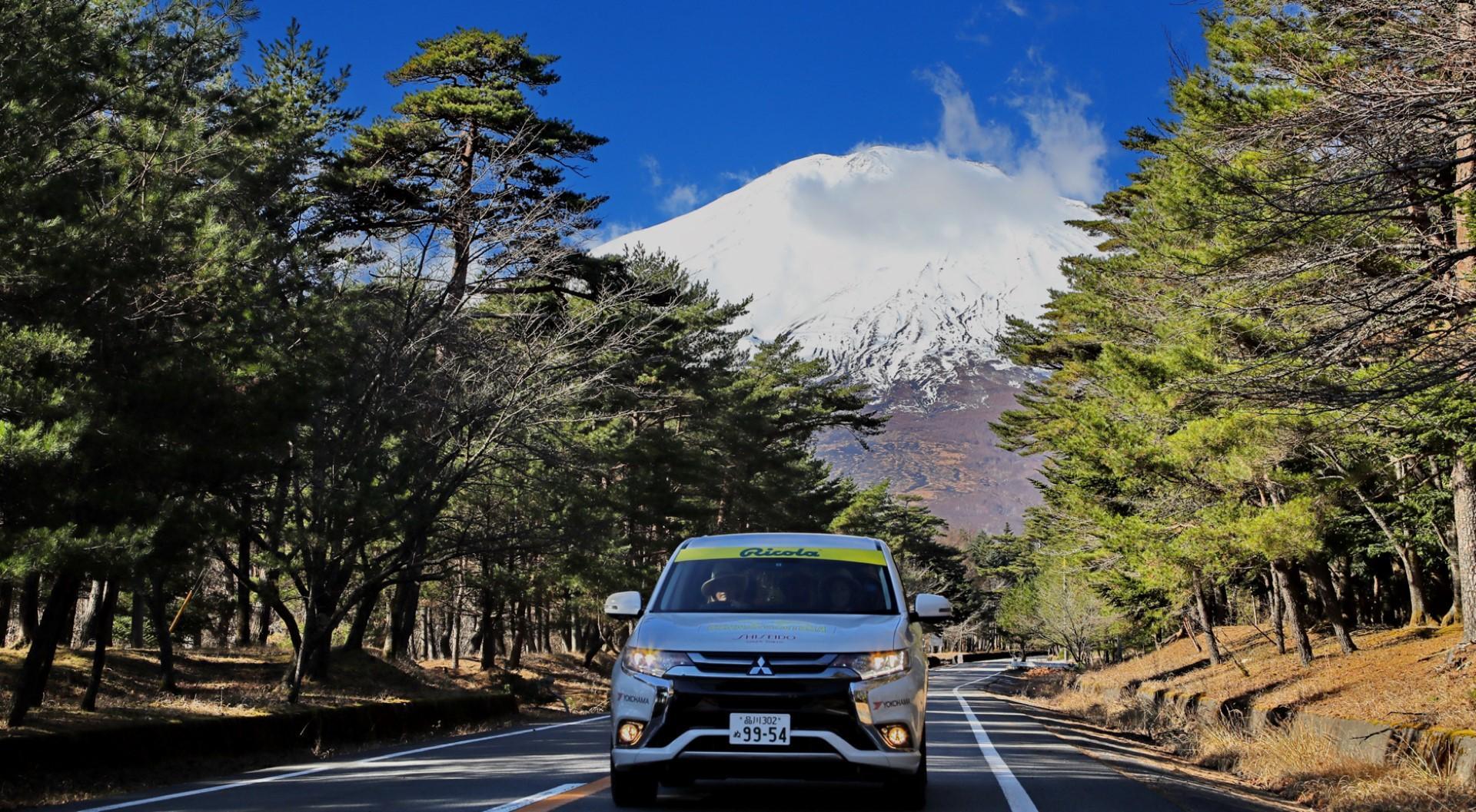 Donnavventura ci guida sul Monte Fuji