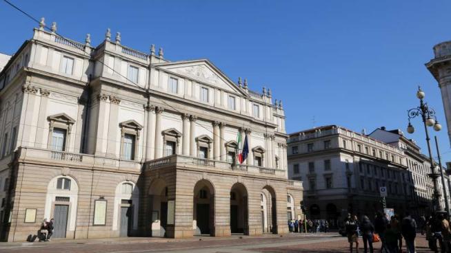 Donnavventura: alla scoperta del Teatro alla Scala