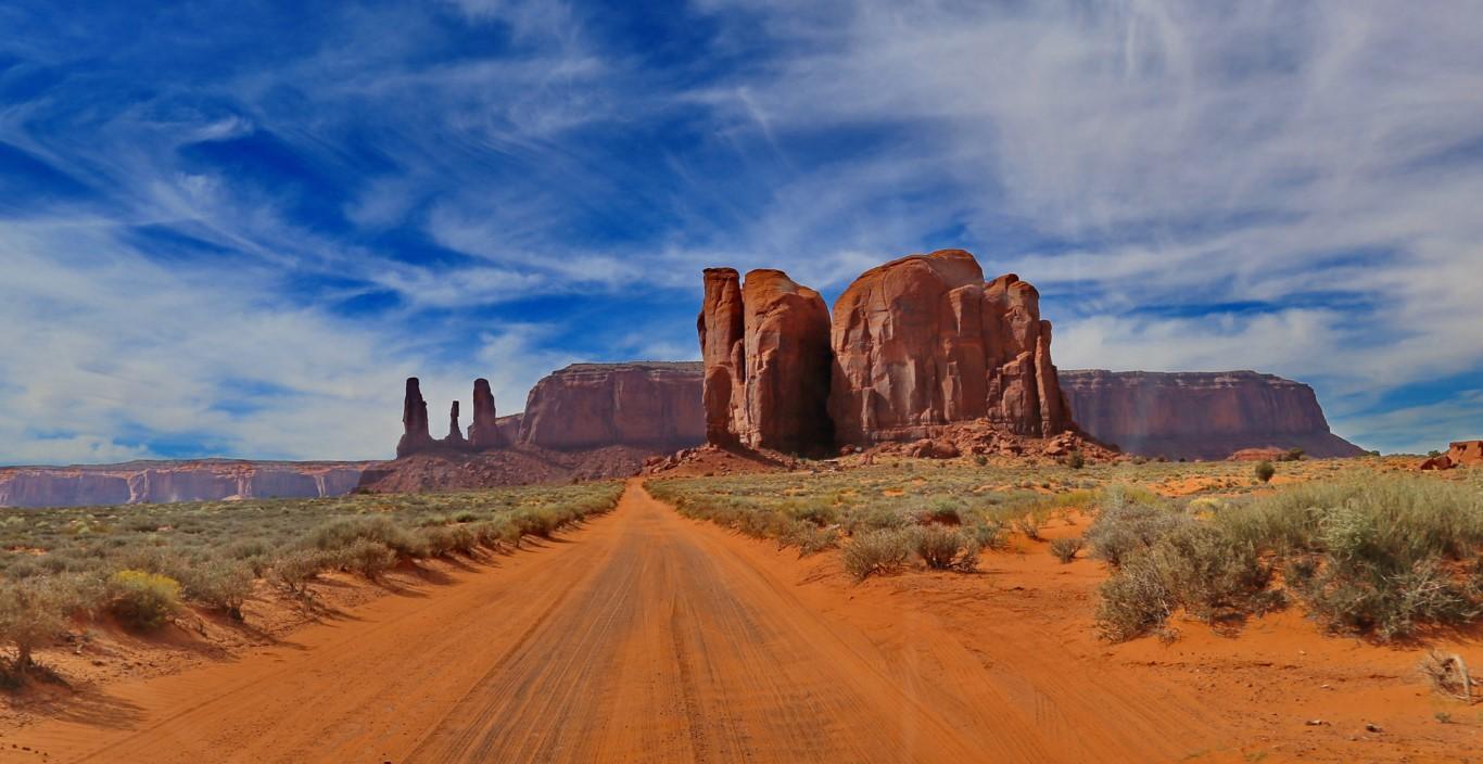 Donnavventura alla scoperta della Monument Valley