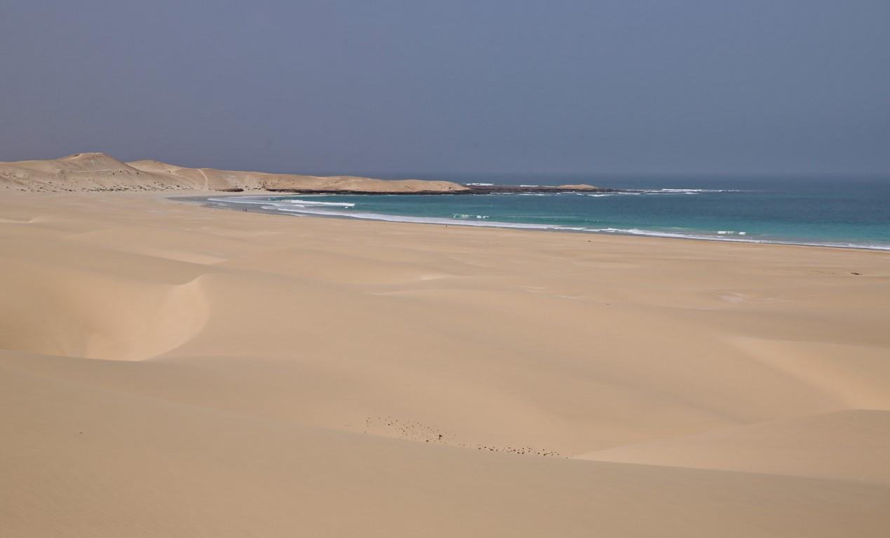 Donnavventura a Capo Verde