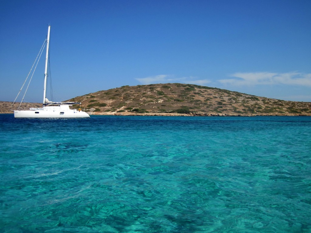 Mar Egeo In barca a vela di isola in isola