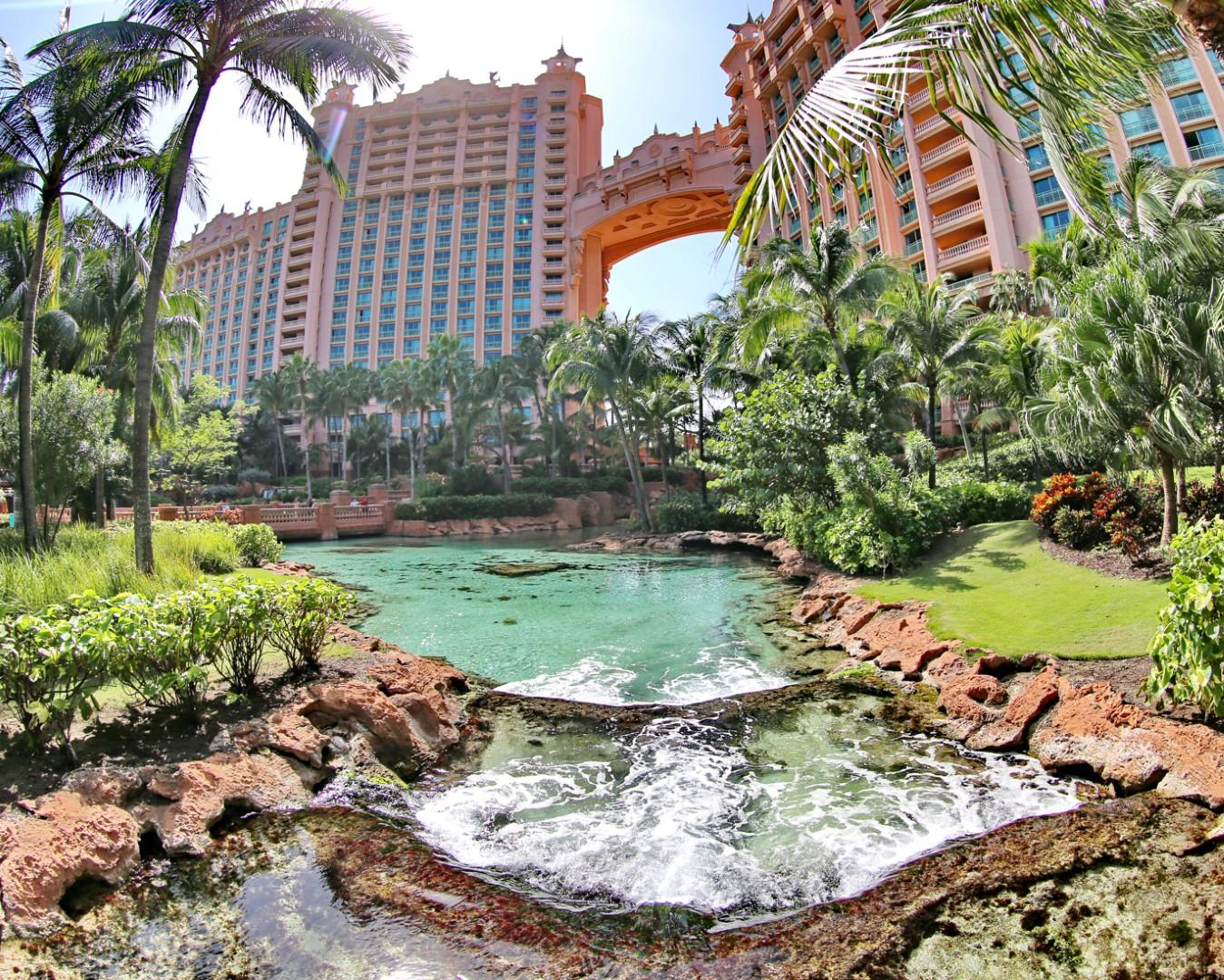 Bahamas, lo straordinario mondo di Atlantis
