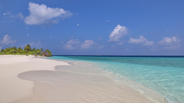 Donnavventura nell incantevole isola di Thudufushi