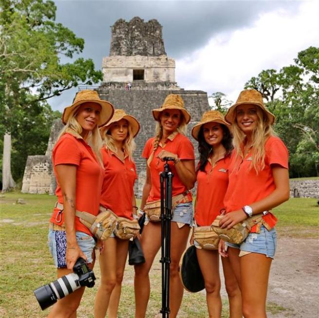 Donnavventura in Guatemala: alla scoperta di Tikal