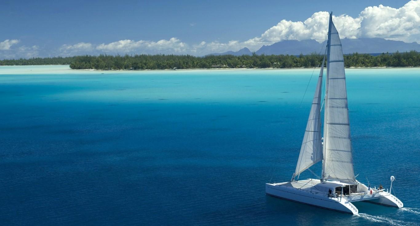 Donnavventura in barca a vela