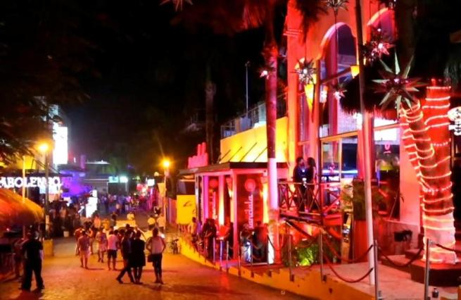 Donnavventura: la movida di Playa del Carmen