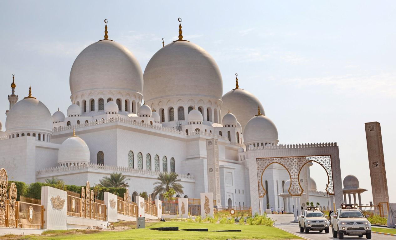 Donnavventura ad Abu Dhabi,