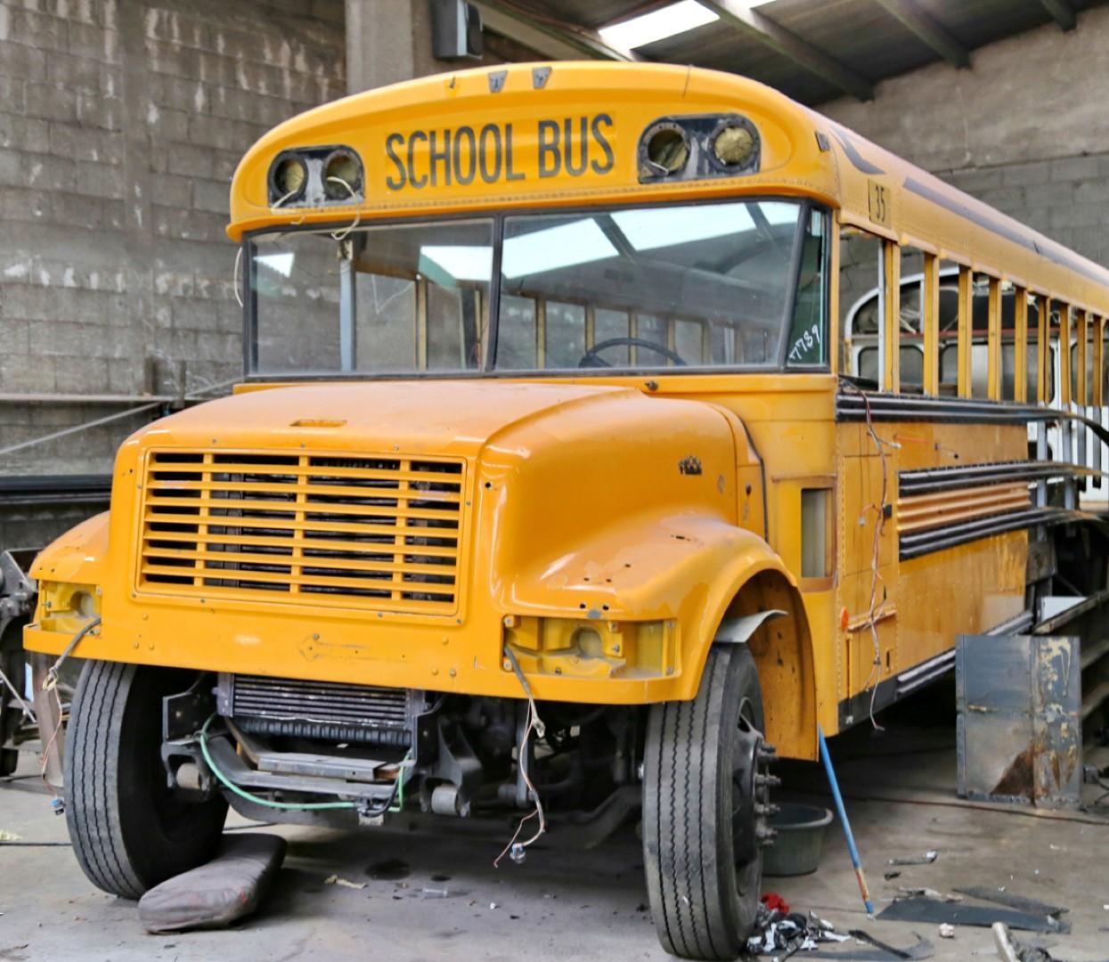 Camionetas: i pittoreschi autobus del Guatemala