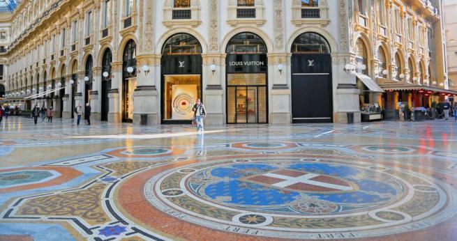 Donnavventura a Milano: a spasso in Galleria Vittorio Emanuele