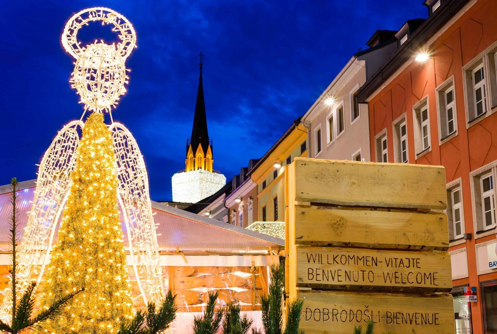 Austria: lo sfavillante Natale della Carinzia