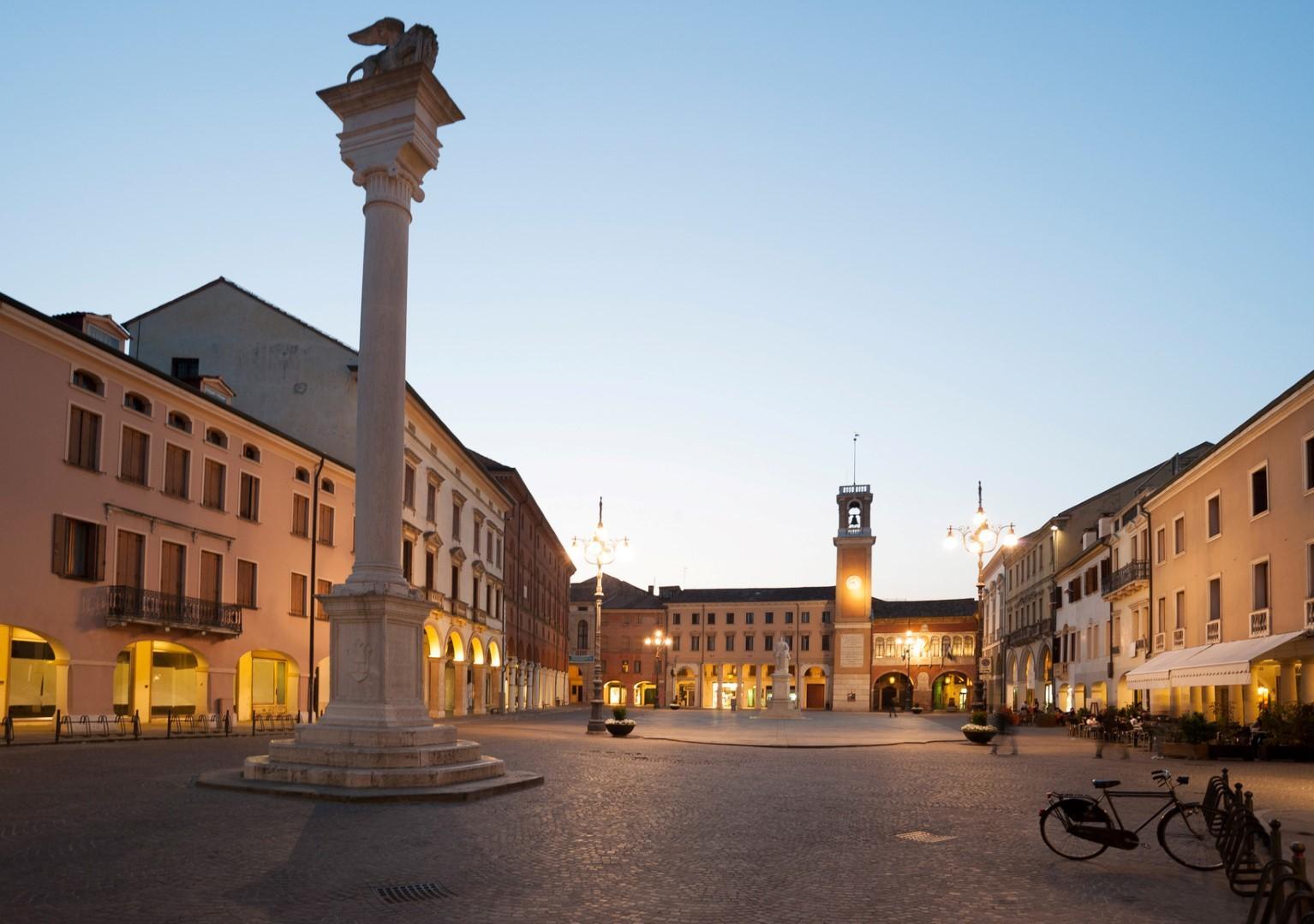 Alla scoperta di Rovigo tra castelli, ville e musei