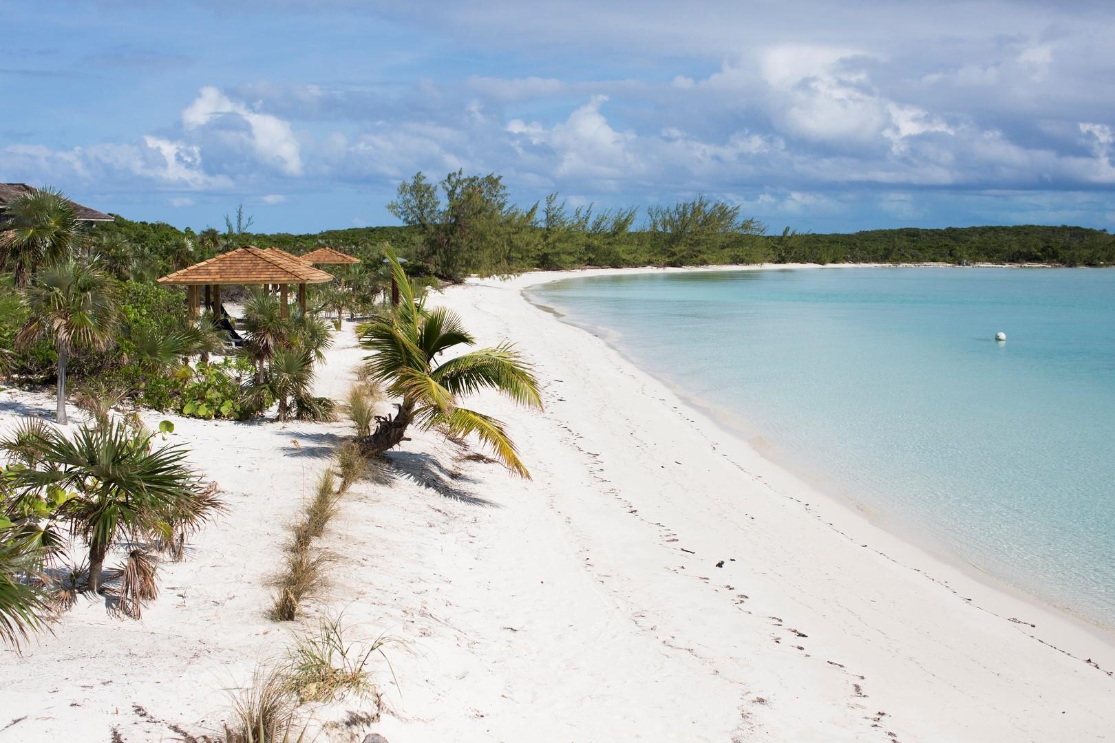 Bahamas, le mille sfumature dell azzurro