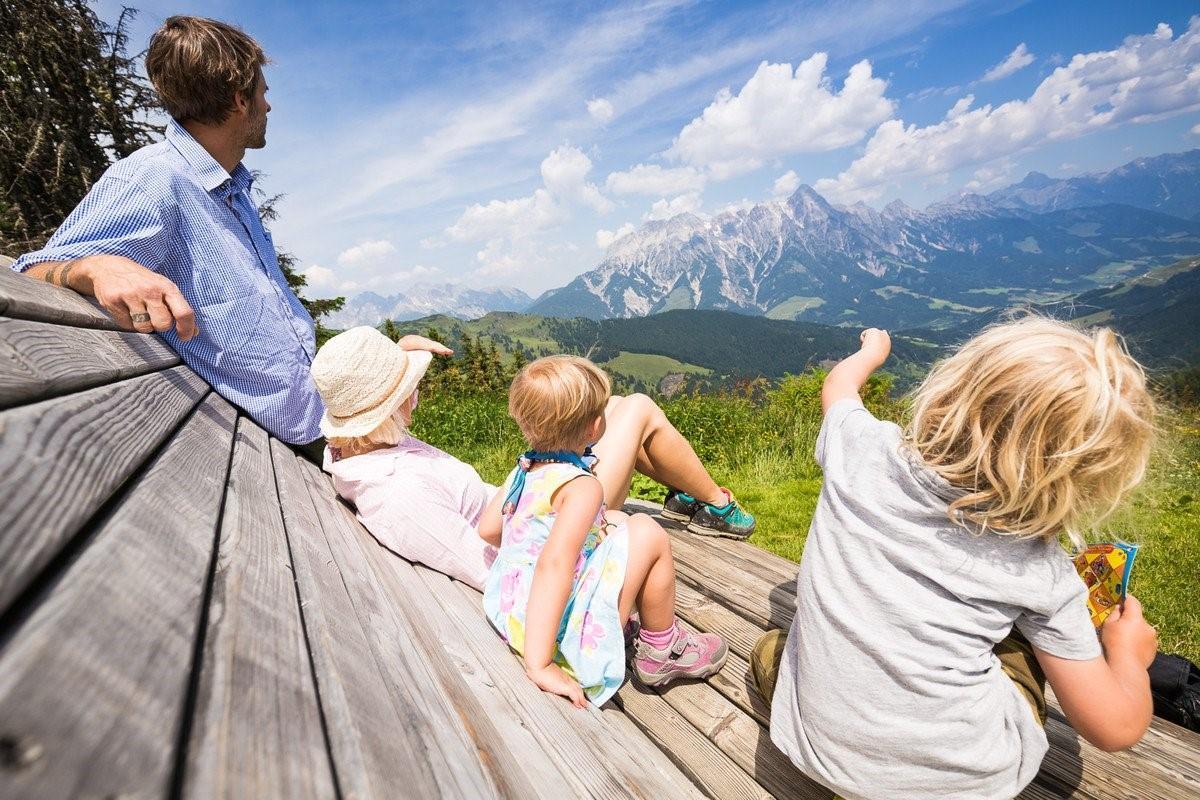 Relax formato famiglia nel Salisburghese