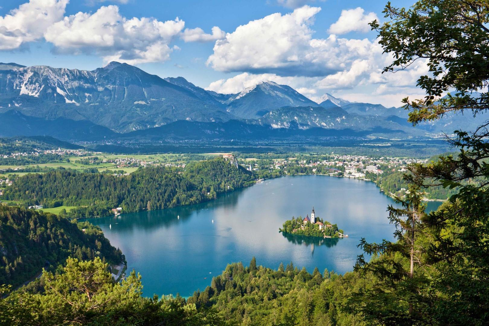 Bled in Slovenia, un sogno per tutte le stagioni