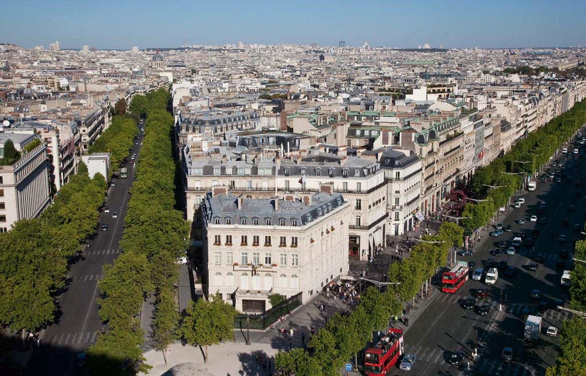 Parigi on top, cercando i panorami più belli