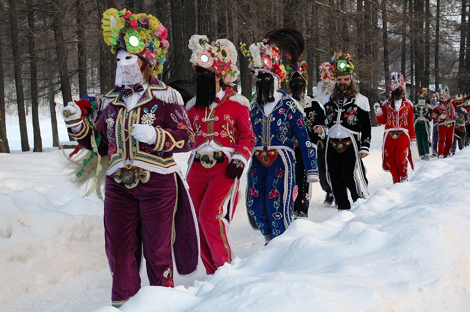 Coumba Freida: il Carnevale napoleonico della  Valle Fredda