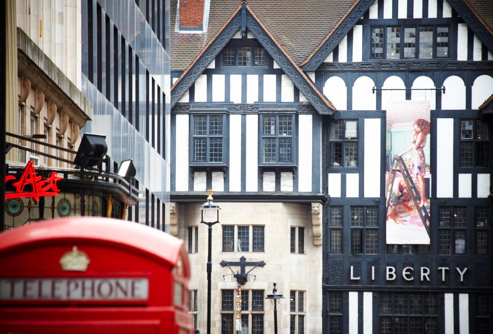Londra: shopping mitico tra Carnaby e Portobello
