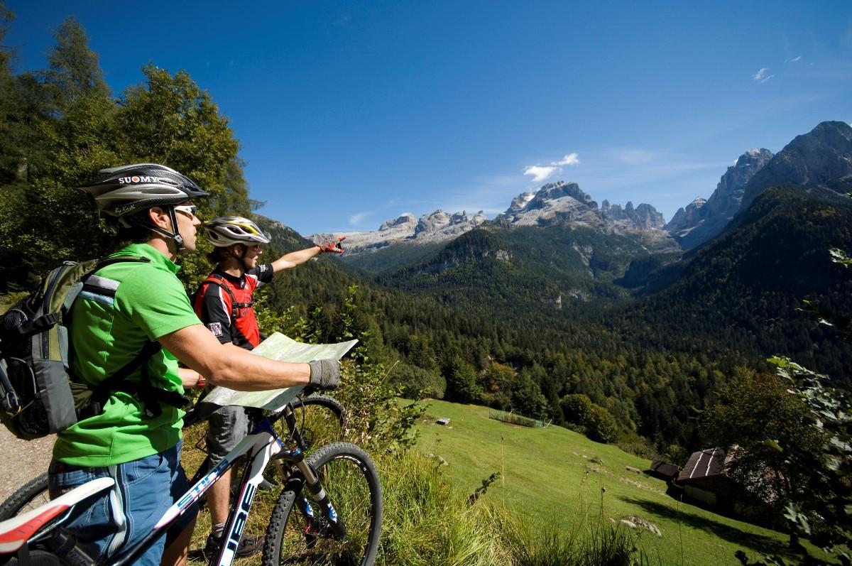 Bikeland: il ciclista ha un eden, tutto italiano