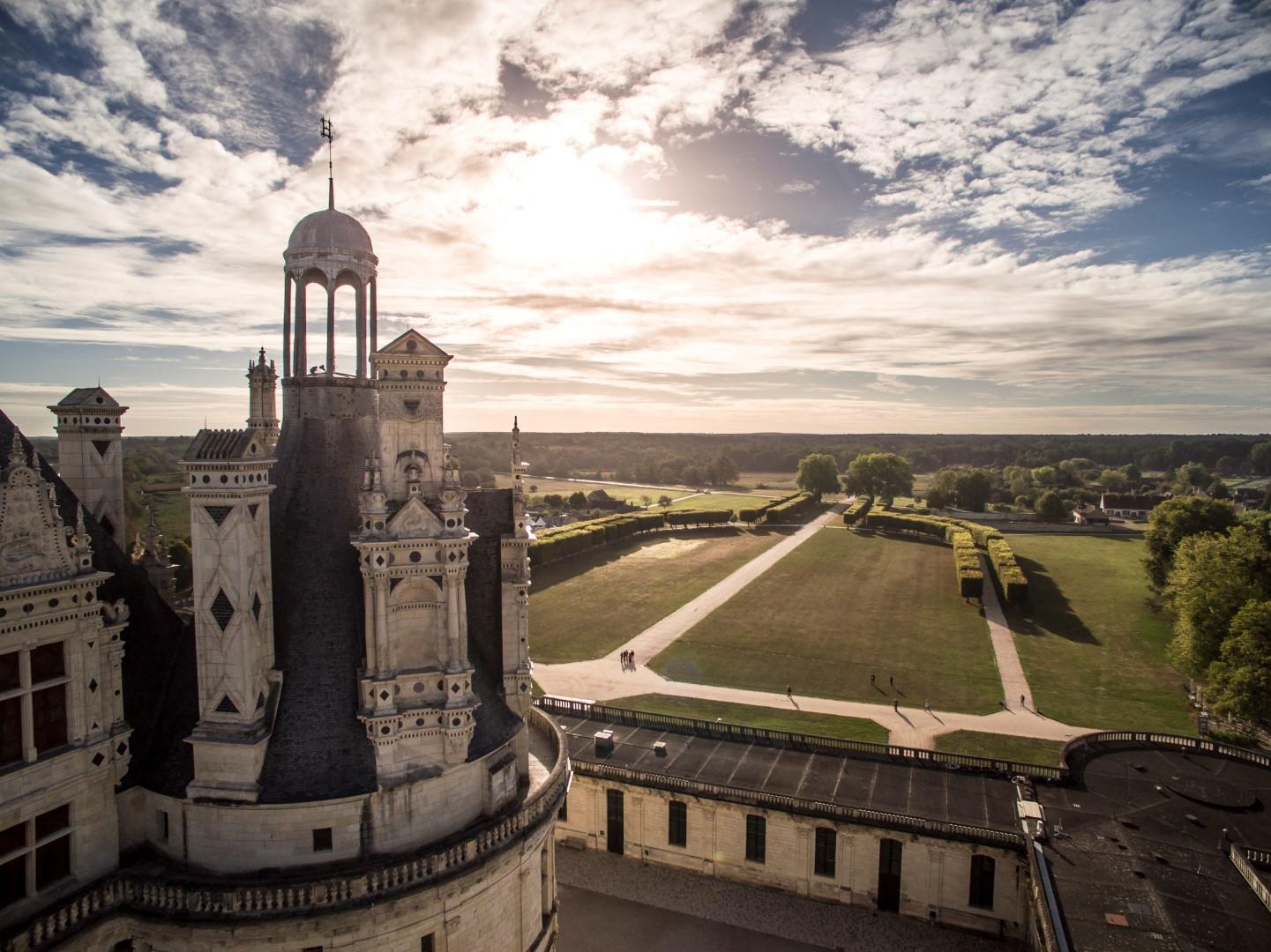 Francia: i regali giardini della Valle della Loira