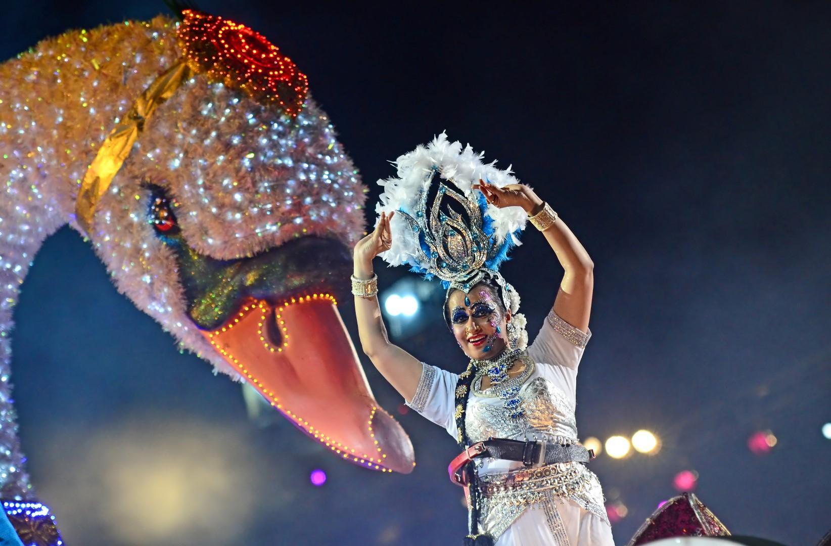 Singapore: uno spumeggiante Capodanno cinese