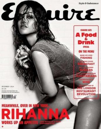 Rihanna nuda sfida Instagram