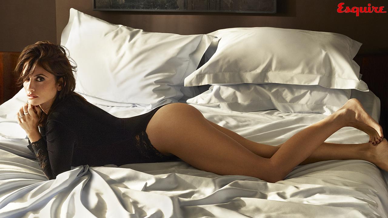 Penelope Cruz, che scatti bollenti!
