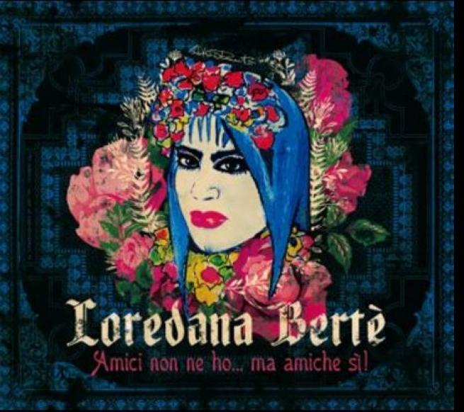 Loredana Bertè posta la copertina del nuovo disco, è polemica con i fan